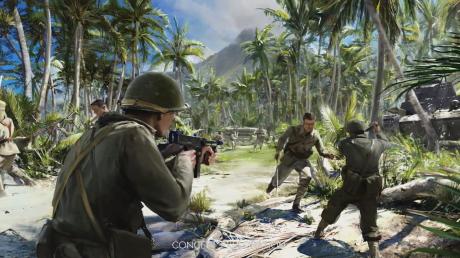 Battlefield 5 - Beliebte Karte kehrt in Kapitel 5: Pazifikkrieg zurück