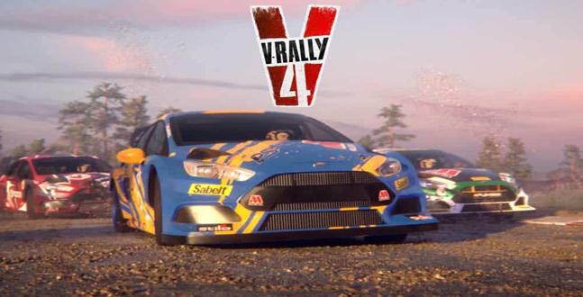 Xbox One - V-Rally 4 im Test Das neue V-Rally 4 - kann es die Erwartungen der Fans toppen oder wird es eher ein Flop?