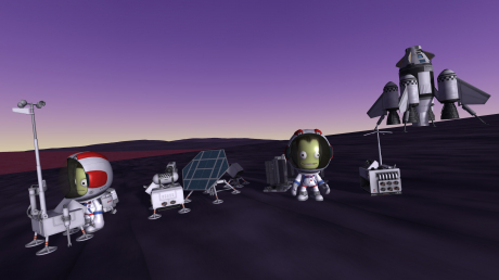 Kerbal Space Program - Enhanced Edition Complete jetzt für Konsolen erhältlich