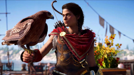 Assassin's Creed: Odyssey - Release am 05 Oktober 2018 - Neue Screenshots und einen Trailer