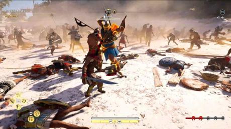 Assassin's Creed: Odyssey - Ubisoft veröffentlicht Videoreihe Behind The Odyssey!