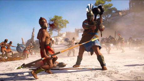 Assassin's Creed: Odyssey - Keine Garantie für jährliches Erscheinen - Titel ohne Desynchronisation und mit Fahndungs-Level