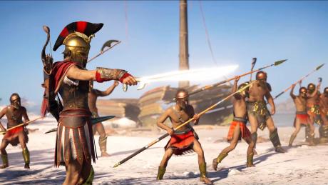 Assassin's Creed: Odyssey - Ubisoft TV veröffentlicht neue Gameplayaufnahmen zum Spiel