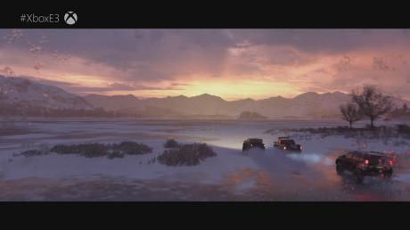 Forza Horizon 4 - 45 Minuten Gameplay-Video aufgetaucht