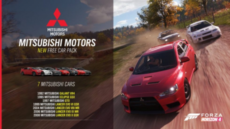 Forza Horizon 4: Update Januar