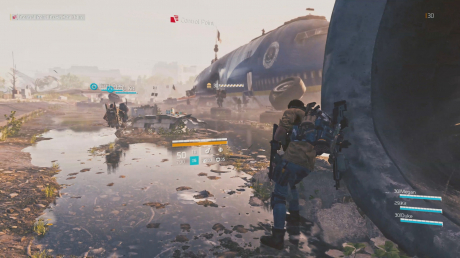 The Division 2: E3 2018 - Microsoft PK - Videostills