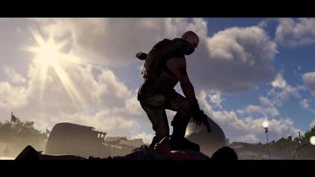The Division 2: E3 2018 - Ubisoft PK - Videostills