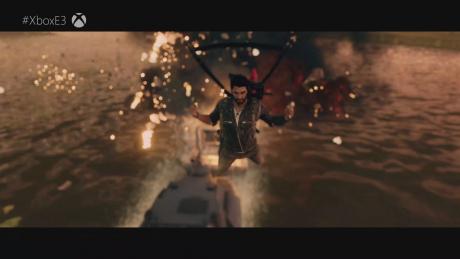 Just Cause 4: E3 2018 - Microsoft PK - Videostills