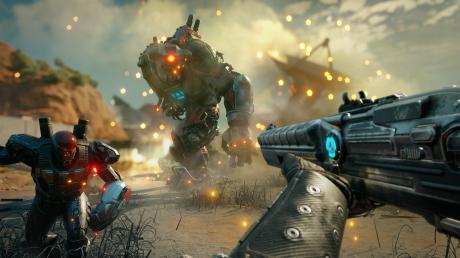Rage 2 - Entwickler verlauten - Spiel nach Abspann weiterhin spielbar und alle fünf Biome ab start spielbar
