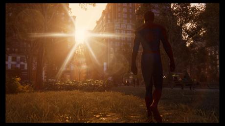 Marvel's Spider-Man: Screenshots aus dem Spiel - PS4 Pro