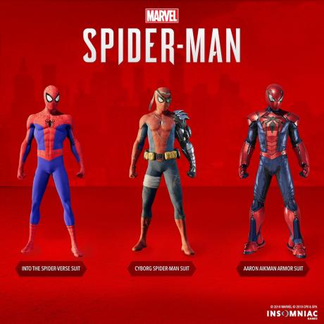 Marvel's Spider-Man - Silver Lining DLC erscheint am 21. Dezember