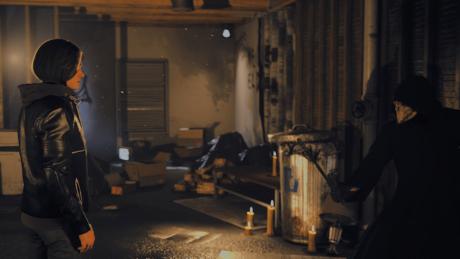 The Quiet Man: Screen zum Spiel The Quiet Man.