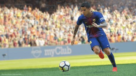 Pro Evolution Soccer 2019 - Offizielles Ausweichtrikot des FC Barcelona und Trikot Kit Video veröffentlicht