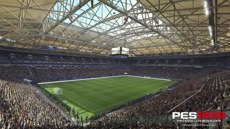 Pro Evolution Soccer 2019: Neue Visuals aus Ende Juli