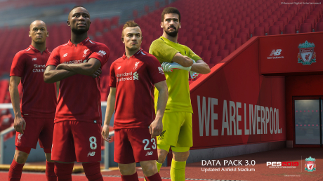 Pro Evolution Soccer 2019: Data Pack 3.0