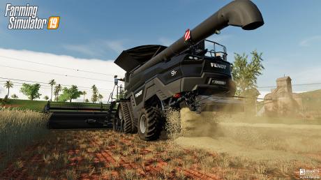 Landwirtschafts-Simulator 19 - GIANTS Software, Focus Home Interactive und astragon Entertainment stellen E3 Trailer vor
