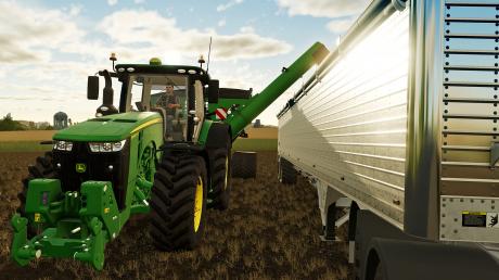 Landwirtschafts-Simulator 19 - Garage-Trailer stellt umfangreichen Fuhrpark vor