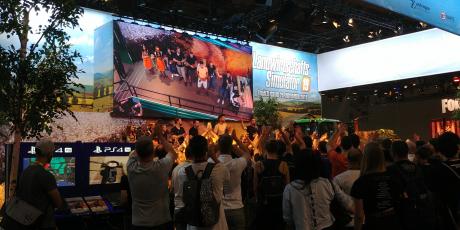 Landwirtschafts-Simulator 19 - Titel gewinnt GC-Award - Neuer Trailer online - Unser kleiner GC Report