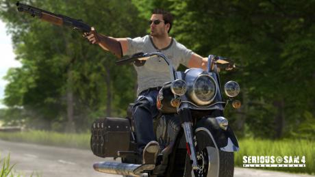 Serious Sam 4: Planet Badass - Serious Sam 4 Trailer erschienen und neue Informationen