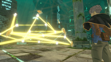 Black Clover: Quartet Knights: Screen zum Spiel  Black Clover: Quartet Knights.