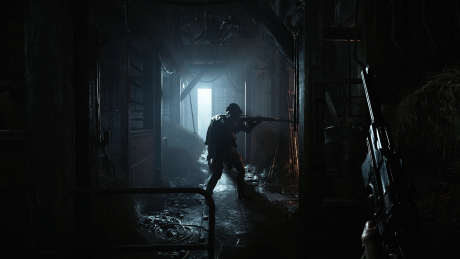 Hunt Showdown: Screen zum Spiel.