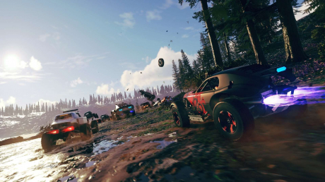 Onrush: Steam Mini Game Onrush.