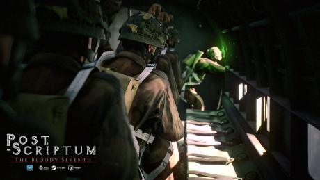 Post Scriptum: The Bloody Seventh: Screen zum Spiel.