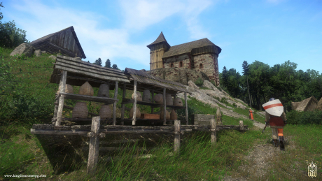 Kingdom Come: Deliverance - From the Ashes: Screen zum Spiel.