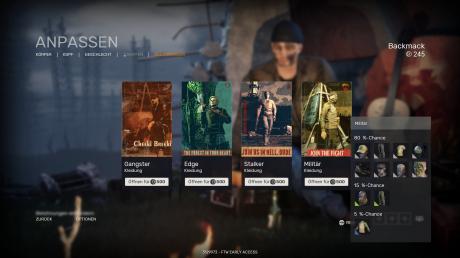Fear The Wolves: Screenshots aus dem Spiel
