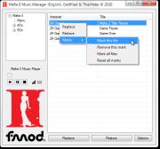 Mafia 2 - Mafia II Music Manager v1.3