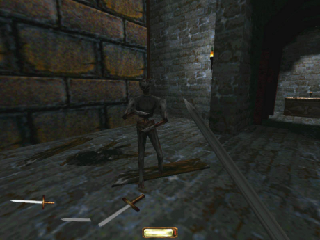 Thief Gold: Screen zum Spiel.