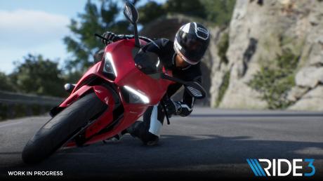 RIDE 3 - Making of Video zum kommenden Rennspiel erschienen