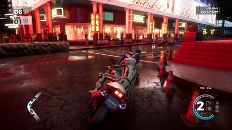 RIDE 3: Screen zum Spiel RIDE 3.