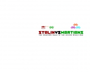Stalin vs. Martians: Wallpaper zu Stalin vs. Martians