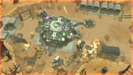 AirMech Strike: Screen zum Spiel AirMech Strike.