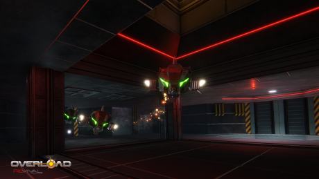 Overload: Screen zum Spiel Overload.