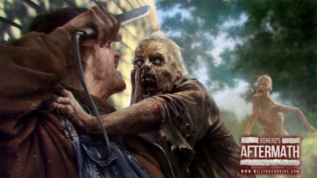 Romero's Aftermath: Screen zum Spiel Romero's Aftermath.
