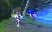Sonic und der schwarze Ritter: Bilder aus dem Jump&Run Abenteuer Sonic und der schwarze Ritter