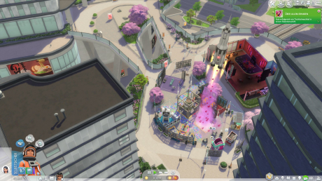 Die Sims 4: Jahreszeiten: Screenshots aus Jahreszeiten