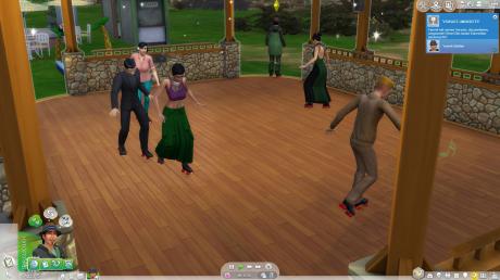 Die Sims 4 - Jahreszeiten: Screenshots aus Jahreszeiten