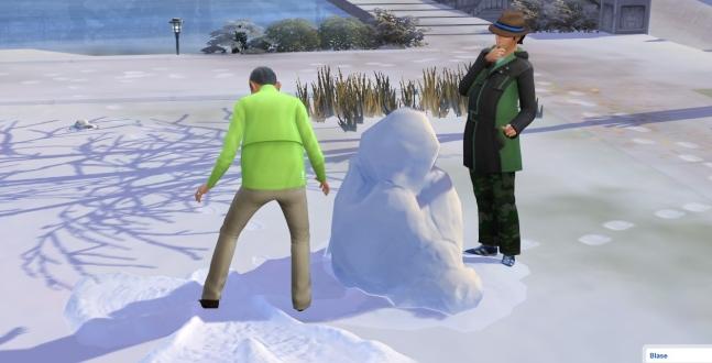 PC Test - Die Sims 4 - Jahreszeiten Das nächste große Erweiterungspaket bei uns im Test - Werden sich die Sims an die Jahreszeiten und entsprechenden Feiertage gewöhnen?
