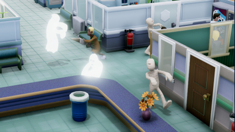 Two Point Hospital: Screen zum Spiel Two Point Hospital.
