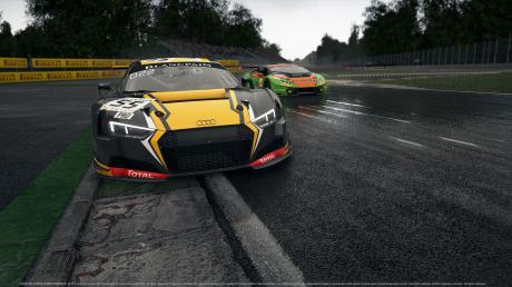 Assetto Corsa Competizione: Official Screenshots Juli 2018