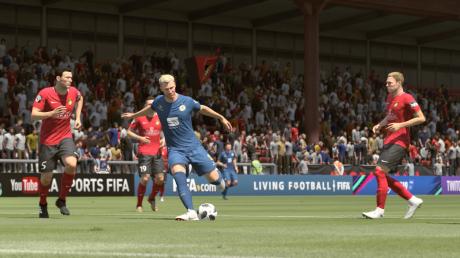 FIFA 19 - Michael -MegaBit- Bittner ist neuer Deutscher Meister in EA SPORTS FIFA 19