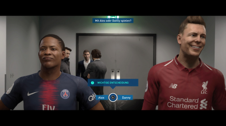 FIFA 19: Screenshots aus dem Spiel