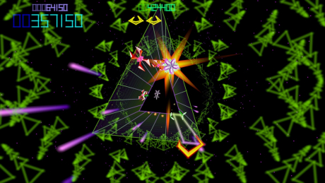 Tempest 4000: Screen zum Spiel Tempest 4000.