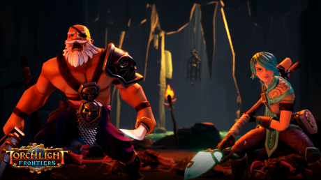 Torchlight Frontiers - Perfect World Europe kündigt neuen Titel zum Torchlight Universum an