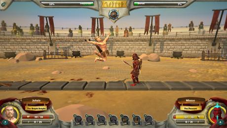 Warriors: Rise to Glory!: Screen zum Spiel Warriors: Rise to Glory!.