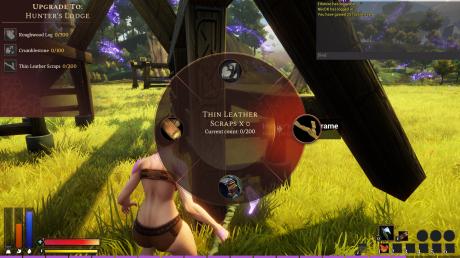Rend: Screenshots aus dem Spiel