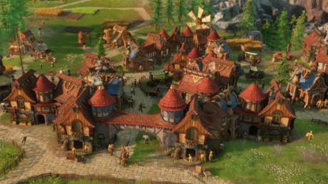 Die Siedler 2019 - Ubisoft & Blue Byte kündigen Reboot der Siedler Serie für 2019 an